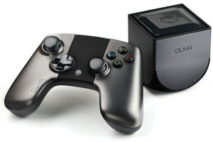 The $99 Android gaming console Ouya. Click on image to enlarge.