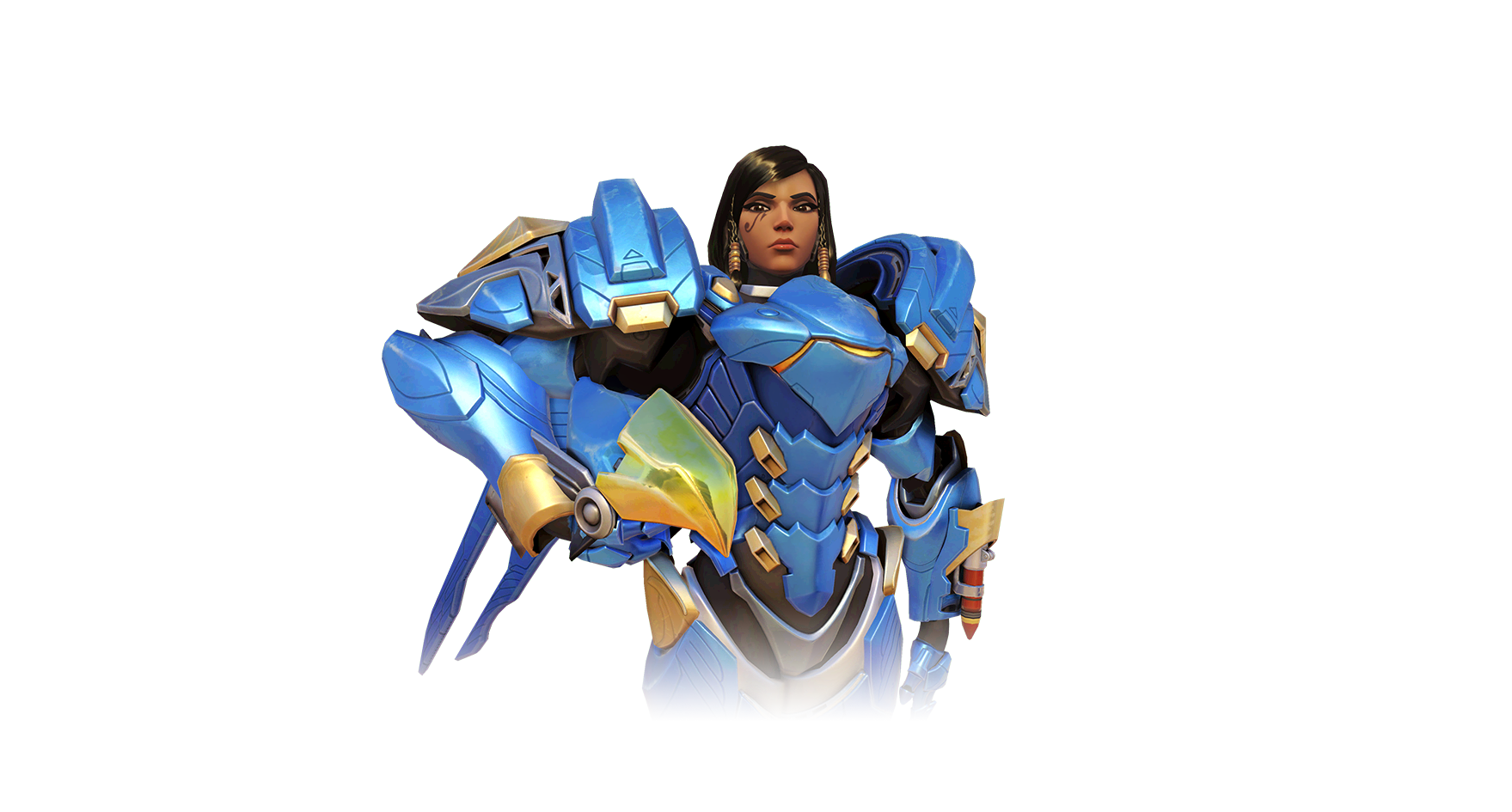 Overwatch the pharah special w audio 8