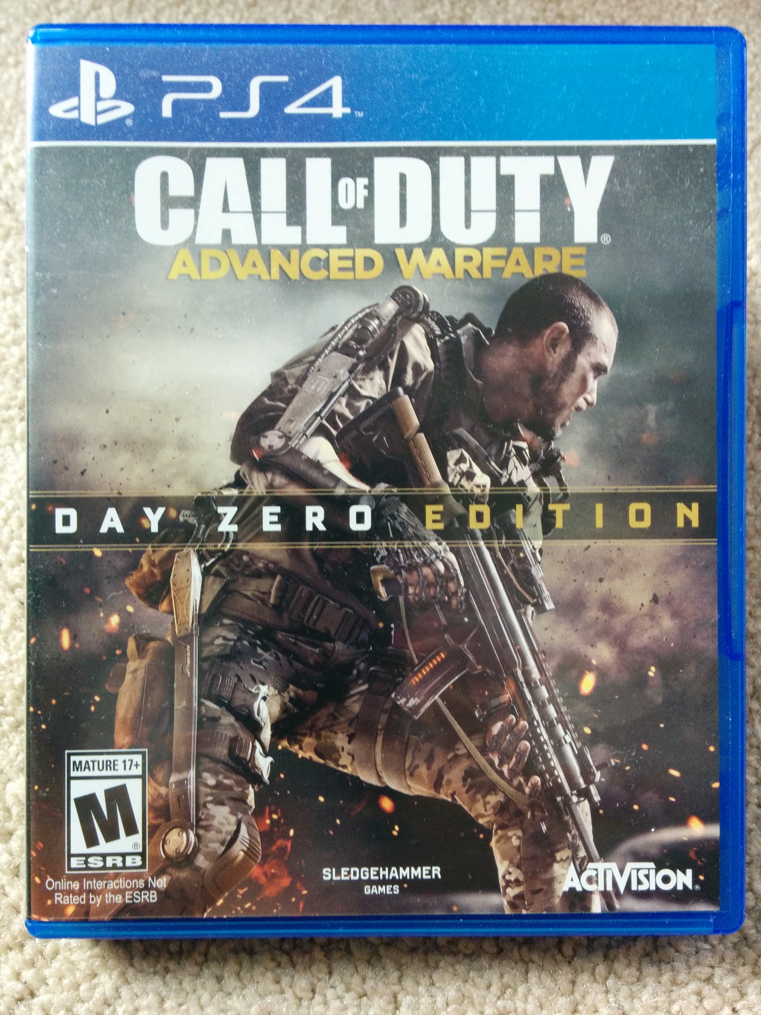 Best Ps4 Game I Ve Played Call Of Duty Advanced Warfare Review Techaholic Best Pre Order Deals Official Website Of Techaholic